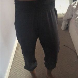Lululemon jogger pants